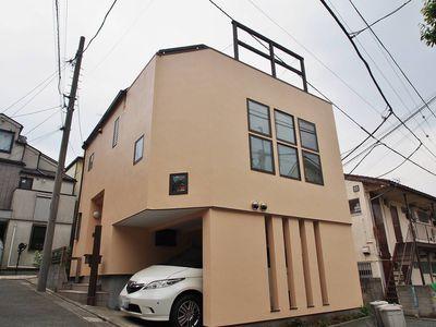 世田谷区K様邸|外壁塗装と防水塗装