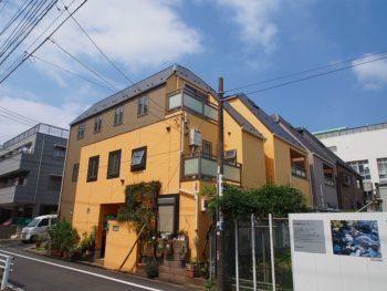 武蔵野市N様邸 外壁屋根塗装工事