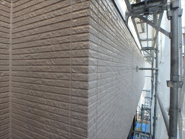 外壁塗装S様邸外壁アフター(バルコニー)