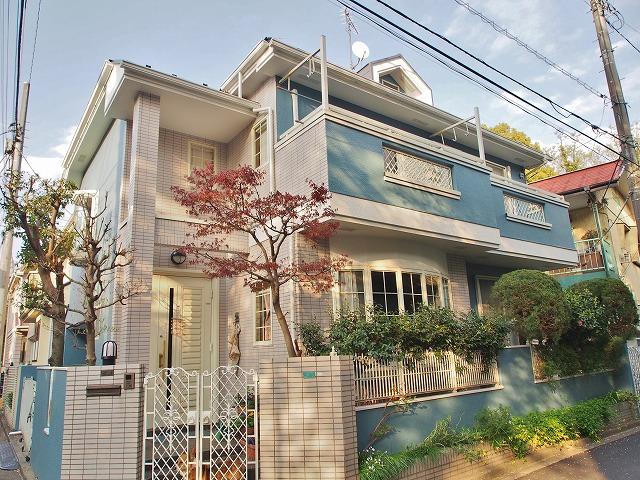 狛江市M様邸完成