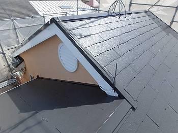外壁塗装H様邸最終チェック屋根