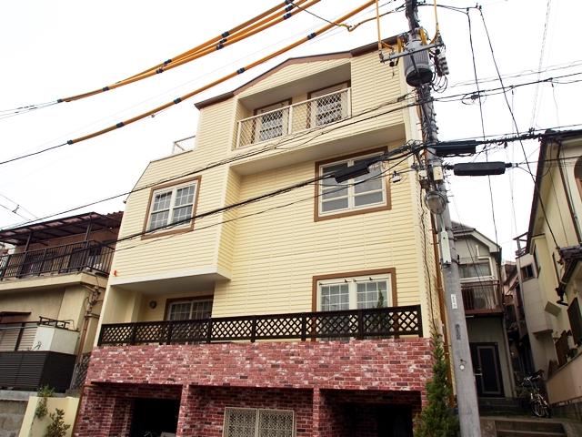 板橋区 T様邸 外壁・屋根施工事例(2015年3月10日 完工)