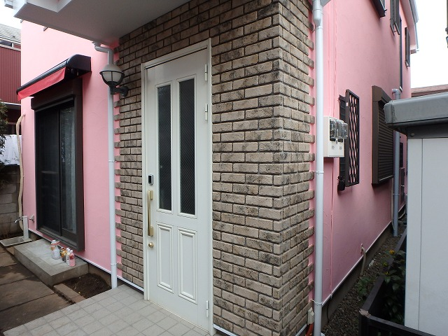 武蔵野市H様邸外壁塗装