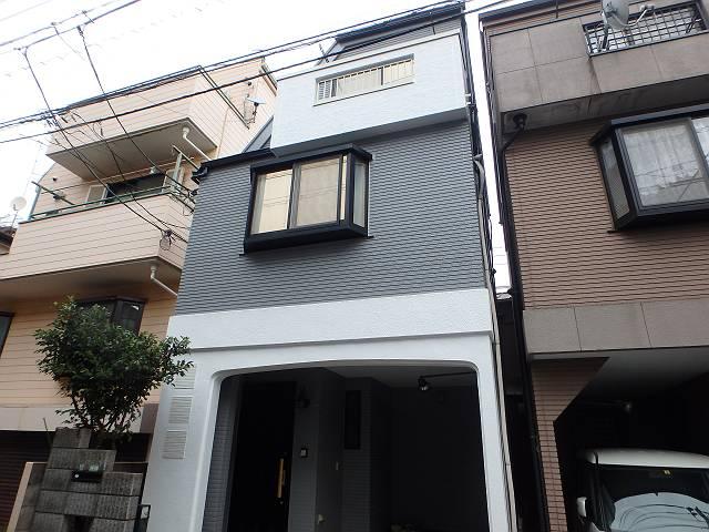 世田谷区Y様邸外壁塗装