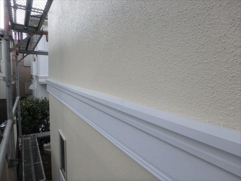 20170220外壁塗装T様邸足場撤去前チェック