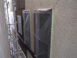 【外壁塗装工事で「ペンキを塗る前」にする事】板橋区Y様邸3日目
