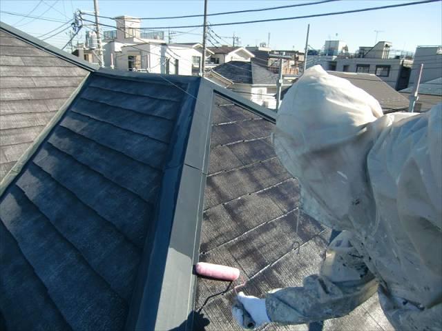 屋根下塗り マイルドシーラーエポ