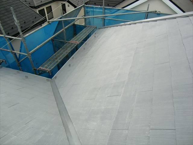 屋根中塗り クールタイトSi CLR-106