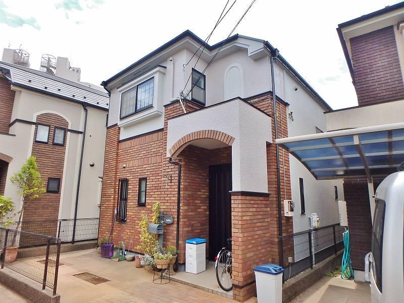 H様のお家は二度目の外壁塗装です。(2017年6月12日 完工)
