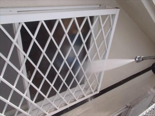 洗浄 窓<