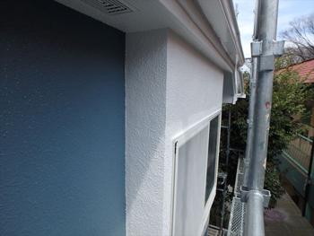 青と白がとてもマッチしていて爽やかな仕上がりとなっています。