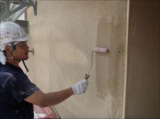 外壁塗装下塗り:ガッチリ浸透プライマーW