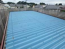 施工前の屋根です。