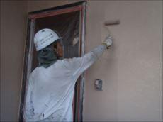 外壁塗装上塗り (パーフェクトトップ)
