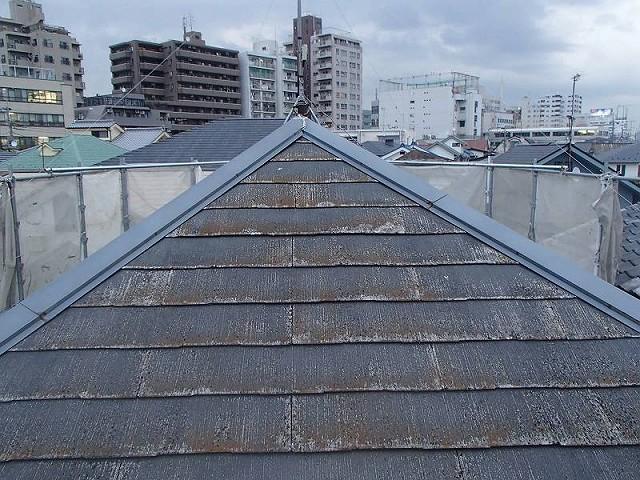 新築時の屋根の色は黒が多い