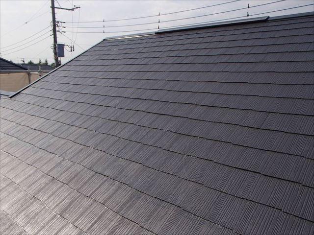 屋根の色は「セピアブラウン」です。