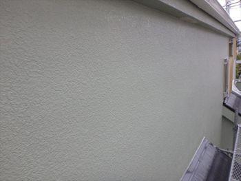 外壁も見違えるように丁寧な塗装で美しく生まれ変わりました。