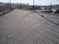 屋根は特に問題はありません。