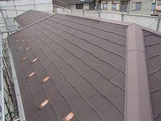 屋根は特に問題有りませんでした。