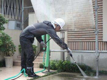 長雨で塗装工事の中断が心配な施工中のお客様にお答えします!