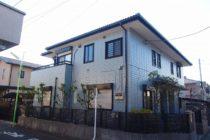 世田谷区N様邸外壁塗装完成