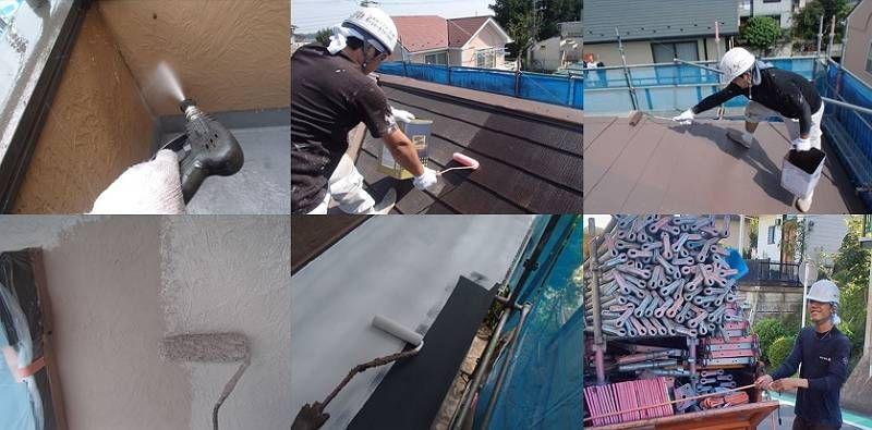 横浜市青葉区Y様邸・外壁塗装工事の概要