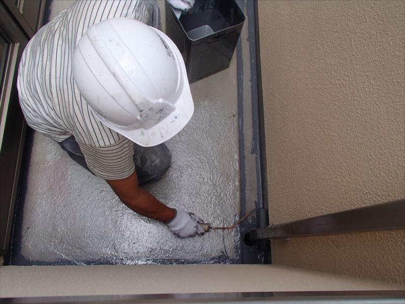 防水塗装 FRPトップコート