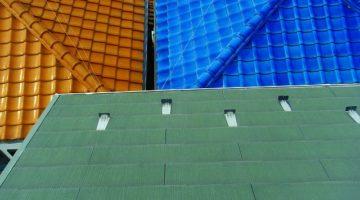 建物によって屋根勾配が違う理由は?