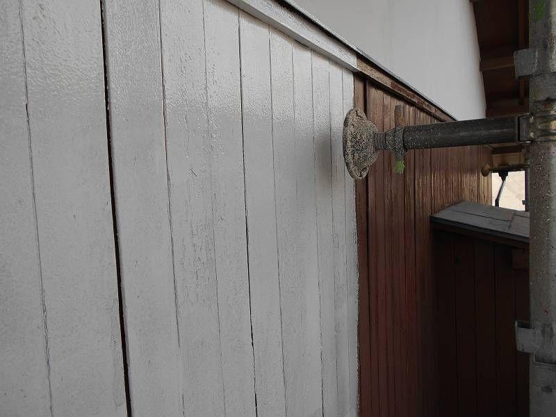世田谷区K様邸 外壁下塗り