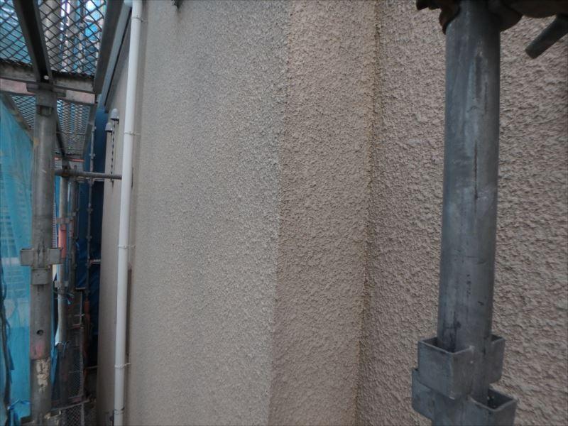 外壁の施工前
