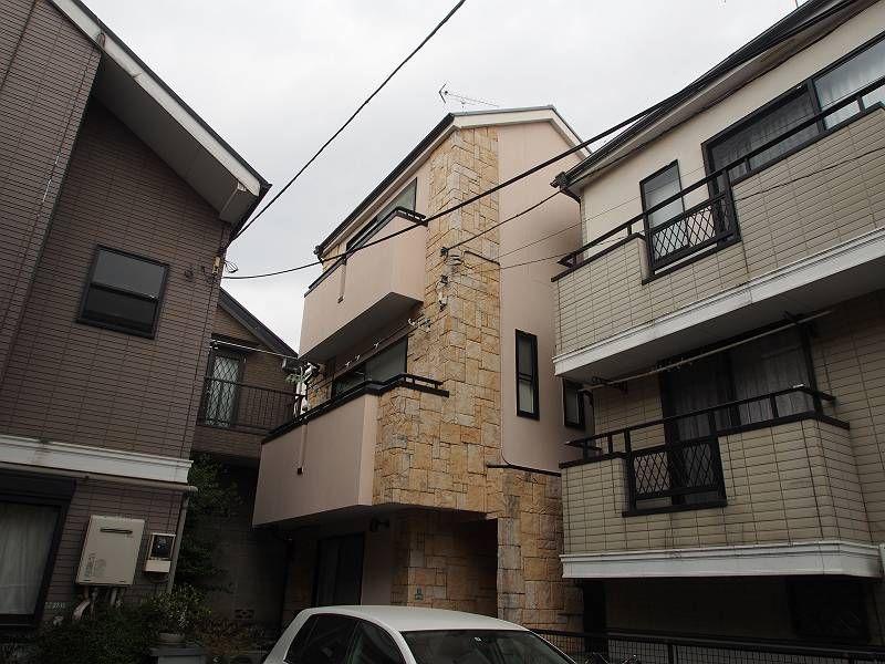 世田谷区U様邸 外壁屋根塗装工事