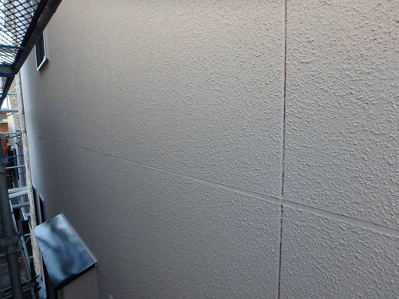 撤去前 外壁