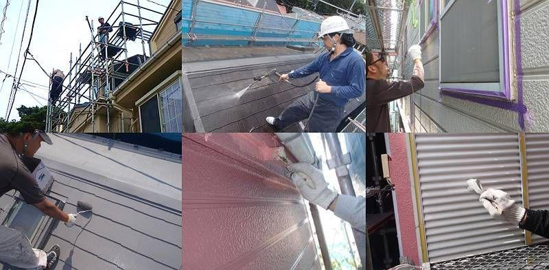 世田谷区 N様邸 外壁・屋根施工事例