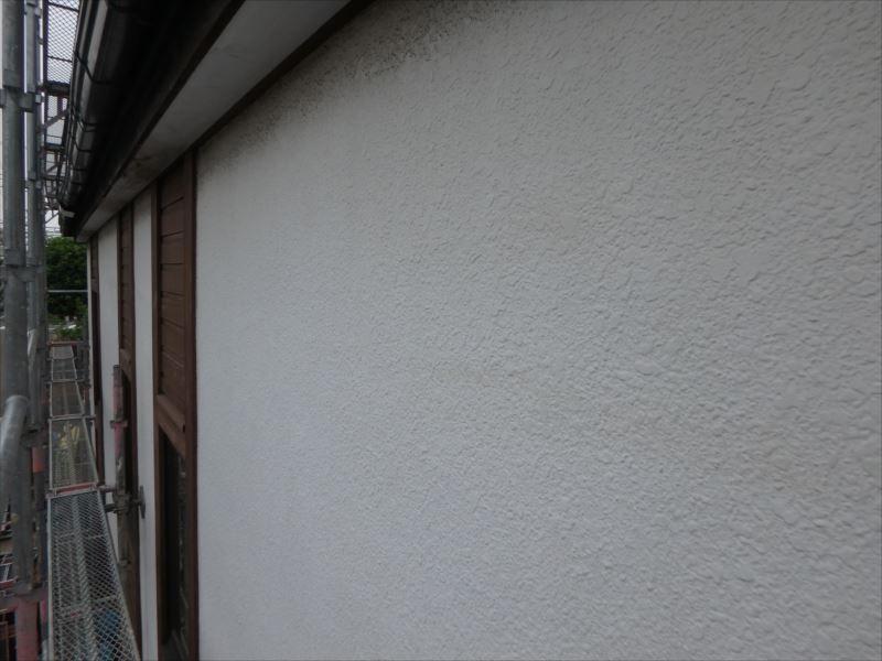 作業前チェック 外壁