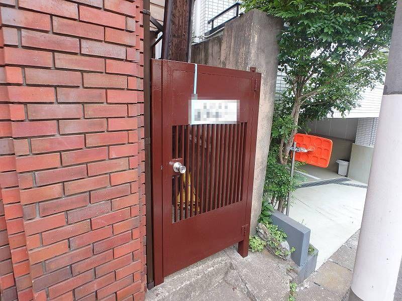 門扉塗装チェック