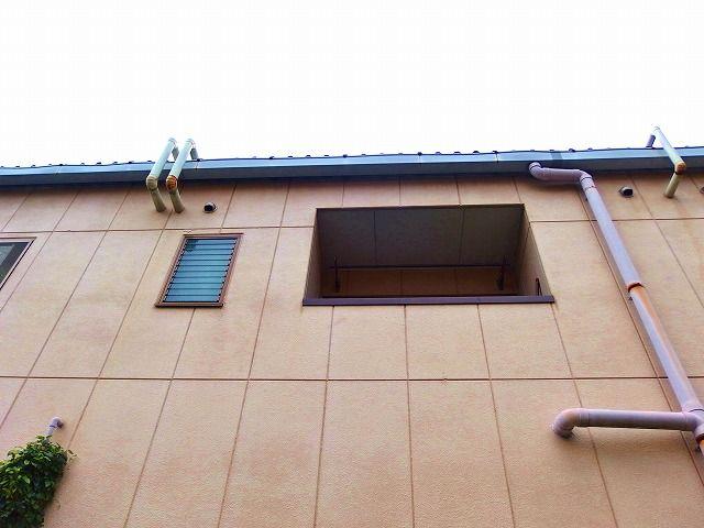 塗装 ヘーベルハウス 外壁