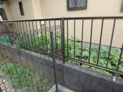 フェンスの修理・交換