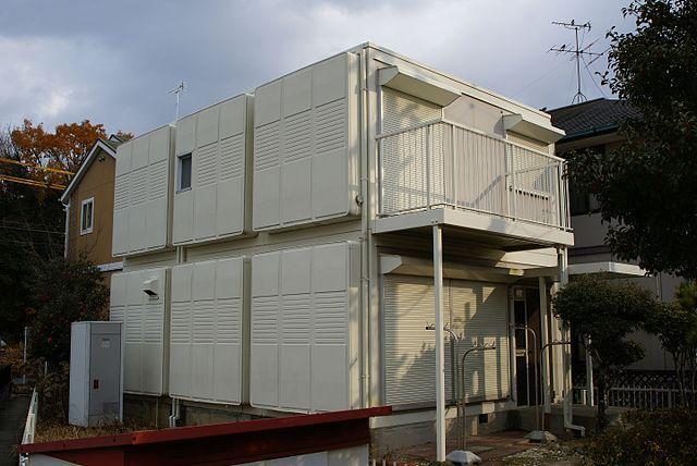 ハウスメーカーの家