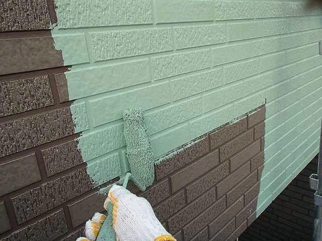ダメ込み不用の外壁