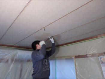 雨漏り改修 天井工事