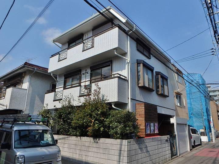 世田谷区環境配慮型リノベーション住宅補助事業適用外装工事