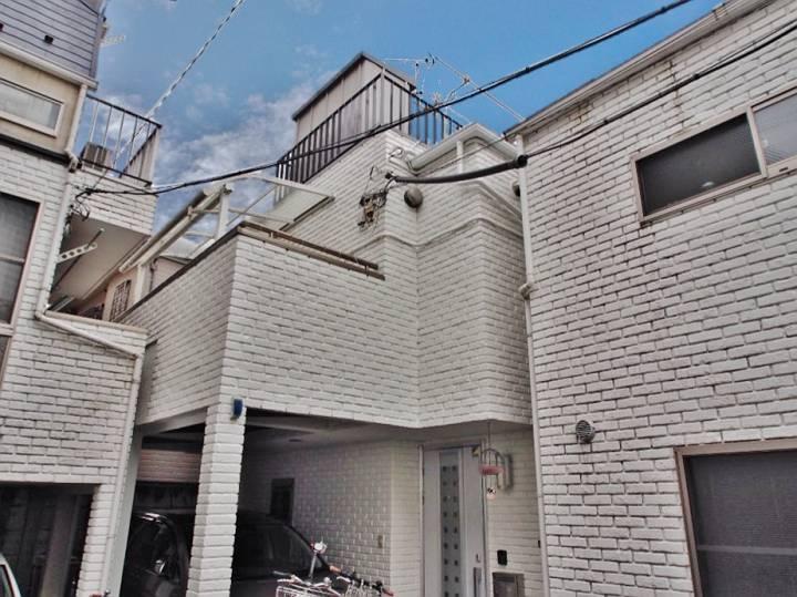 世田谷区の補助金適用&雨漏り改修