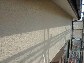 外壁の劣化状況は著しい劣化まではありません
