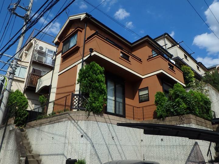 世田谷区 Y様邸 外壁・屋根施工事例