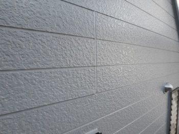 外壁の雨漏り疑惑箇所もしっかり埋めてあります
