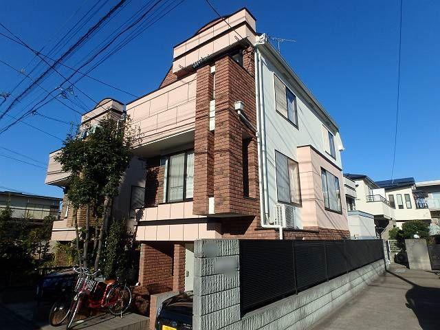 世田谷区 S様邸 外壁・屋根施工事例(2016年12月22日 完工)