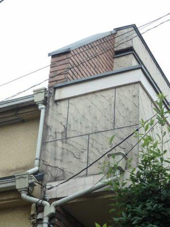 S様からは「築年数も17年経っているのでそれなりに外壁も汚れている」ので綺麗にしたいのだけれど、ちょっとピカピカした外壁になるのはイヤなのよ...というご相談を頂きました。