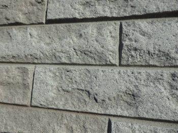 外壁の劣化が無く、本当に塗装が必要か? 判断に迷います... こんな外壁は初めてです。