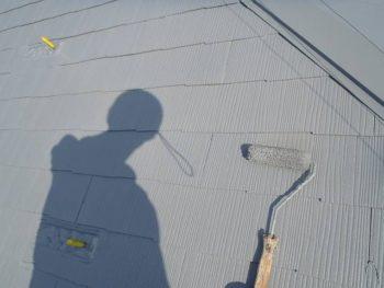 クールタイトで3回塗り完了です。