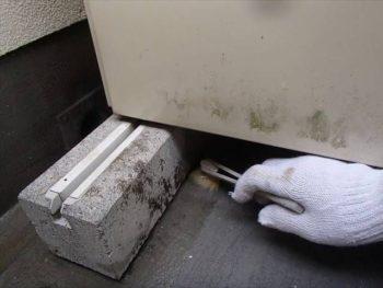 防水塗装下塗り